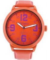 Buy Breo Salvador Orange Sports Watch online