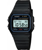 Buy Casio Mens Digital Black Watch online