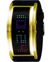 Buy Black Dice Mens GURU FRONT Digital Watch online