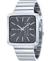 Buy Black Dice Mens BALLER Silver Tone Watch online
