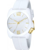 Buy Black Dice White Silicon Watch online