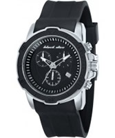 Buy Black Dice Mens VIBE Chronograph Black Watch online