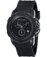Buy Black Dice Mens VIBE Chronograph Black Watch online