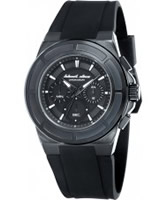 Buy Black Dice Mens The Veteran Black Chronograph Watch online