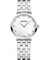 Buy Rodania Swiss Ladies Silver Elios Watch online