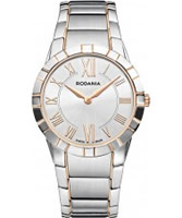 Buy Rodania Swiss Ladies Two Tone Salina Watch online