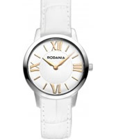 Buy Rodania Ladies White Anais Watch online