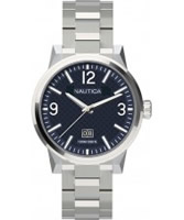 Buy Nautica Mens NCT Blue Steel Watch online