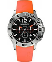 Buy Nautica Mens BFD 101 Chronograph Watch online