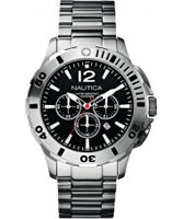 Buy Nautica Mens BFD 101 Dive Chronograph Watch online