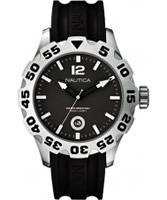 Buy Nautica Mens BFD 100 Brown Resin Watch online