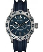 Buy Nautica Mens BFD 100 Multifunction Watch online
