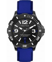 Buy Nautica Mens BFD 100 Puprle Watch online
