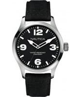 Buy Nautica Mens BFD 102 Black Watch online