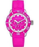 Buy Nautica NSR 101 Multifunction Watch online