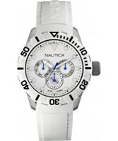 Buy Nautica Mens NSR 101 Multifunction Watch online