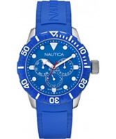 Buy Nautica Mens NSR 101 Multifunction Watch online