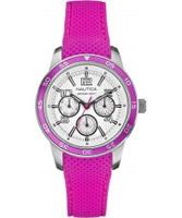 Buy Nautica Ladies Pink NCT 405 Multifunction Watch online