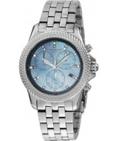 Buy Dilligaf Ladies Chronograph Crystals Watch online