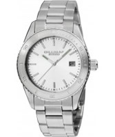 Buy Dilligaf Ladies Steel Silver Watch online