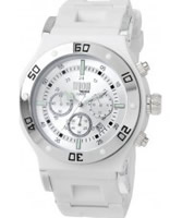 Buy Dilligaf Mens Neon Chronograph Watch online