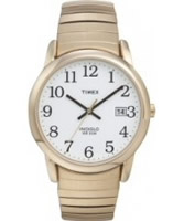 Buy Timex Mens White Gold Watch online