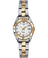 Buy Timex Ladies Classic Crystals Dress Watch online