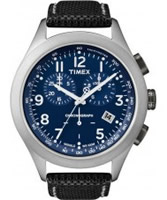 Buy Timex Originals Mens T Series Chronograph Blue Dial Watch online