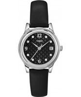 Buy Timex Ladies Classics All Black Watch online