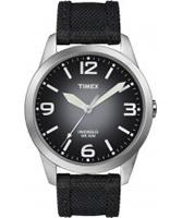 Buy Timex Mens WEEKENDER All Black Watch online