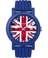 Buy Timex Original Blue UK Watch online