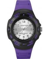 Buy Timex Ladies Marathon Jelly Purple Watch online