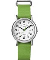 Buy Timex Ladies Style Weekender Green Watch online