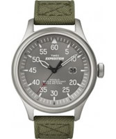 Buy Timex Mens Expedition Metal Field Watch online