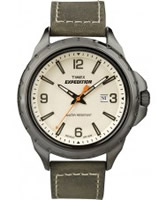 Buy Timex Mens RUGGED FIELD Green Watch online