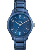 Buy Timex PREMIUM Blue Watch online
