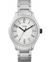 Buy Timex PREMIUM Silver Watch online