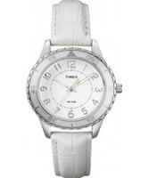 Buy Timex Ladies KALEIDOSCOPE White Watch online
