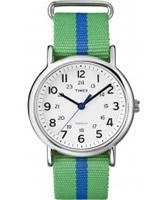 Buy Timex WEEKENDER SLIP THRU Pink Watch online