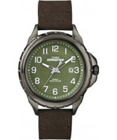 Buy Timex Mens Expedition Rugged Field Brown Watch online