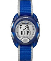 Buy Timex Ironkids Blue Nylon Watch online