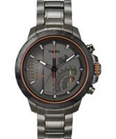 Buy Timex Intelligent Quartz Mens Grey T Series Mns Linear Watch online