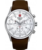 Buy Swiss Military Mens Navalus Chrono Watch online