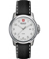 Buy Swiss Military Mens White Swiss Recruit Watch online