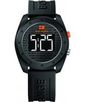 Buy BOSS Orange Mens Black H-6400 Digital Watch online