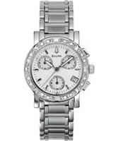 Buy Bulova Ladies Diamonds Steel Watch online
