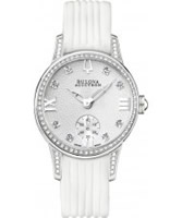 Buy Bulova Accutron Ladies Masella White Watch online