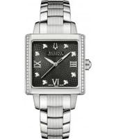 Buy Bulova Accutron Ladies Masella Silver Watch online