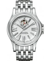 Buy Bulova Accutron Mens Kirkwood Silver Watch online