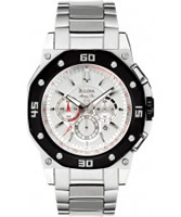 Buy Bulova Mens Marine Star Chronograph Watch online